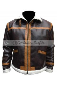 Resident Evil 4 Leon Kennedy Cosplay Bomber Gaming Jacket