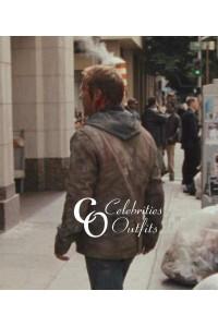 Kiefer Sutherland Mirrors TV Show Brown Cotton Jacket