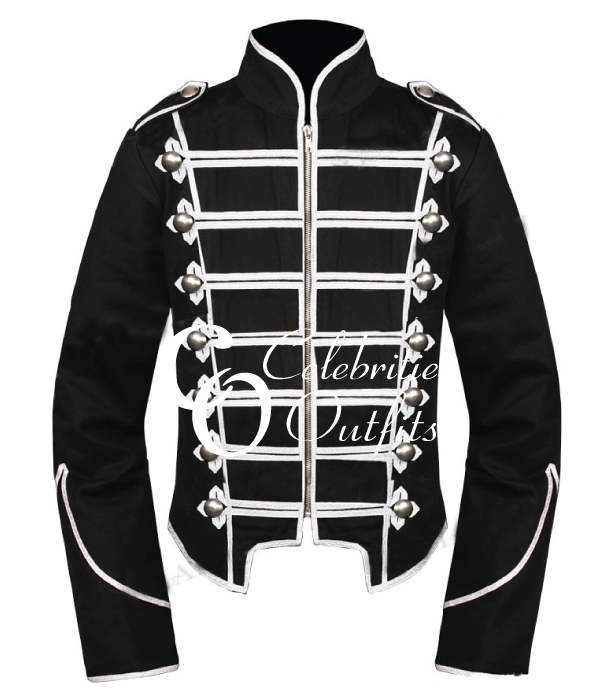 my-chemical-romance-parade-military-jacket