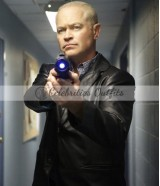 Legends of Tomorrow Neal Mcdonough Leather Blazer