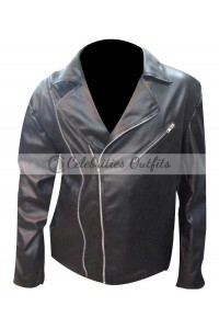 Once Upon A Time Colin O'Donoghue Black Jacket