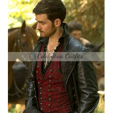 Captain Hook Once Upon A Time Colin O'Donoghue Vest