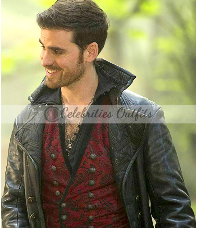 captain-hook-once-upon-time-red-vest