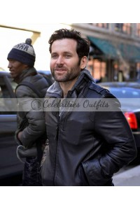 Eion Bailey Once Upon A Time August Booth Jacket