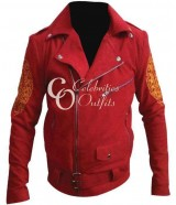 Enrique Iglesias Once Upon A Time In Mexico Red Jacket