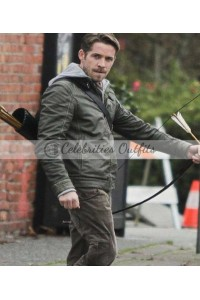 Sean Maguire Once Upon A Time Robin Hood Jacket