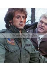 John Rambo First Blood Sylvester Stallone Cotton Jacket