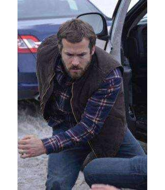 e80ad8098 Ryan Reynolds Matthew The Captive Brown Vest