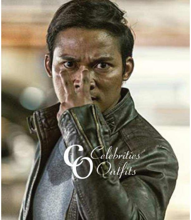 skin-trade-tony-jaa-brown-leather-jacket
