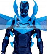 Blue Beetle Jaren Brandt Bartlett Smallville Leather Jacket