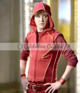 Smallville Impulse Bart Allen Hooded Vest
