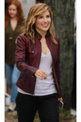 Chicago P.D. Erin Lindsay Sophia Bush jacket