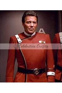 Star Trek Starfleet Male Officer Duty Uniform Jacket