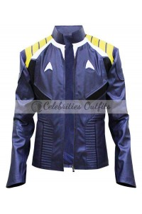 Chris Pine Star Trek Beyond Kirk Jacket