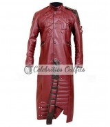 Chris Pratt Guardians Of The Galaxy Cosplay Coat Costume