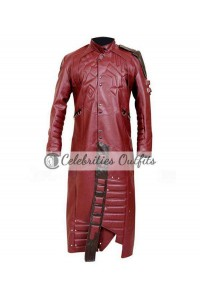 Chris Pratt Guardians Of The Galaxy Cosplay Coat Costume