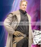Solo A Star Wars Story Tobias Beckett Grey Cotton Coat