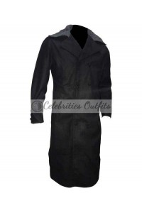 James Keziah Taboo Tom Hardy Trench Coat