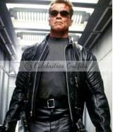 Arnold Schwarzenegger Terminator Rise Of Machines Jacket
