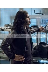 The Flash Cisco Ramon Carlos Valdes Letterman Jacket