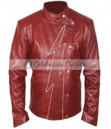 Jay Garrick The Flash Season 2 Cosplay Costume Jacket