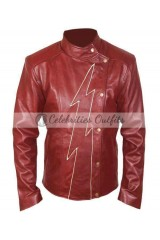 Jay Garrick The Flash Season 2 Cosplay Costume Jacket