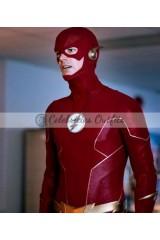 The Flash Season 6 Barry Allen New Costume Jacket