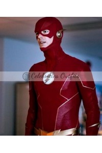 The Flash Season 6 Barry Allen New Costume Jacket