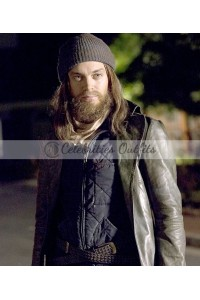 The Walking Dead Tom Payne Paul 'Jesus' Rovia Coat