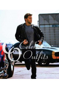 Jack Reynor Transformers: Age of Extinction Leather Jacket