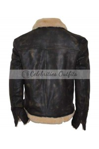 xXx Xander Cage Vin Diesel Distressed Leather Jacket
