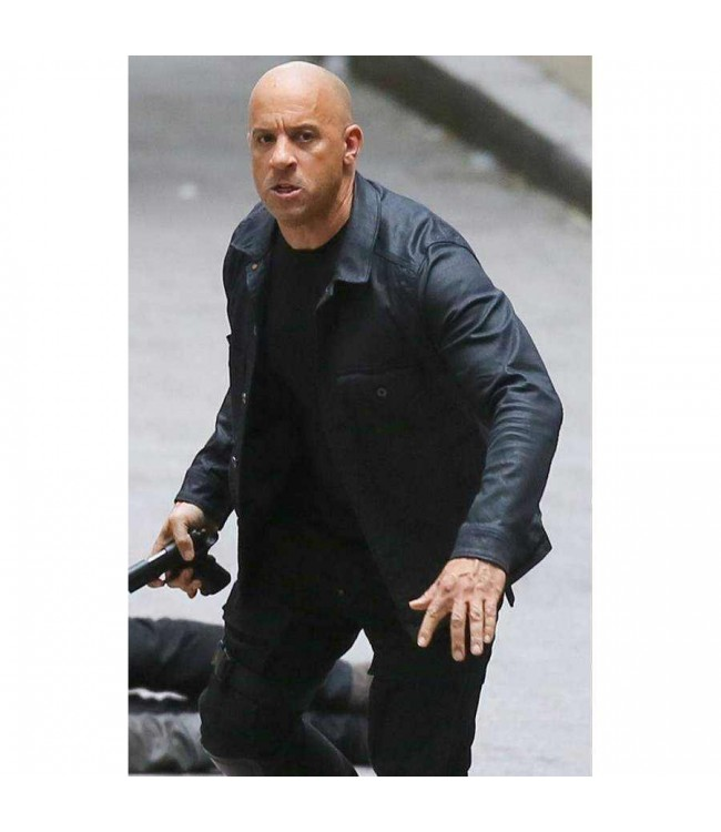 dominic toretto fast and furious 8 vin diesel jacket. Black Bedroom Furniture Sets. Home Design Ideas