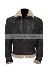 xXx Xander Cage Vin Diesel Distressed Leather Jacket