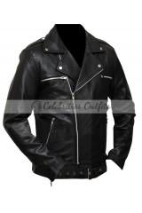 Jeffrey Dean Morgan The Walking Dead Negan Jacket