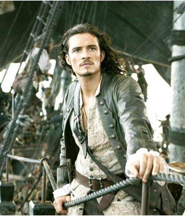 Pirates of the Caribbean 5 Will Turner Trench Coat