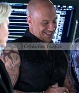 Vin Diesel xXx Return of Xander Cage Leather Vest