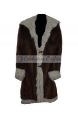 Vin Diesel Xander Cage XXX 3 Brown Fur Coat