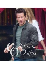 Age of Extinction Transformers 4 Mark Wahlberg Rogue City Jacket