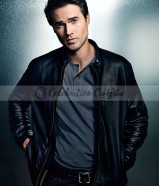 Brett Dalton Agents Of S.H.I.E.L.D Black Jacket