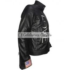 Angels & Airwaves Thomas DeLonge Black Love Jacket