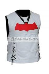 Batman Arkham Knight Red Hood Cosplay Vest