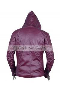 Colton Haynes Roy Harper Arrow Arsenal Red Jacket