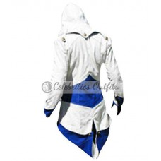 Assassin's Creed 3 Connor Kenway Cosplay Jacket Costume