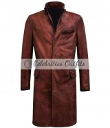 Chris Hemsworth Avengers: Age of Ultron Thor Trench Coat