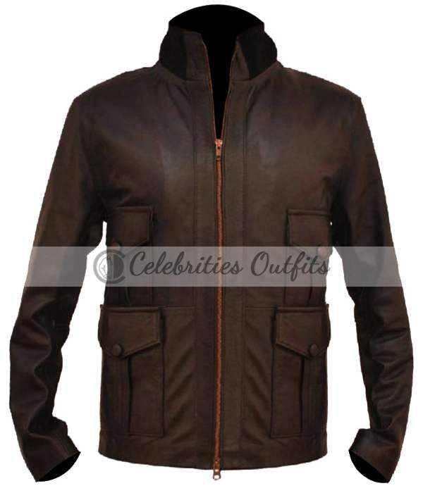 Daniel Craig Casino Royale (James Bond) Leather Jacket
