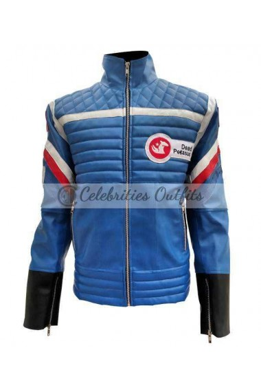 Party Poison My Chemical Romance Blue Jacket Costume