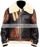 Terminator Salvation Christian Bale Alpha Fur Jacket