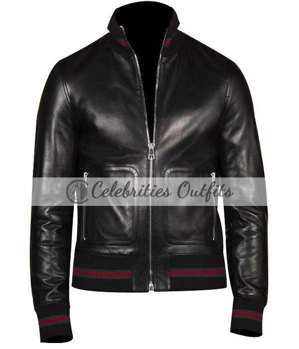 Not Afraid Lyrics Eminem Black Bomber Jacket