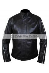Chris Evans Johnny Fantastic Four Black Jacket