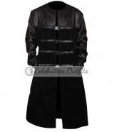 John Crichton (Ben Browder) Farscape Trench Leather Coat